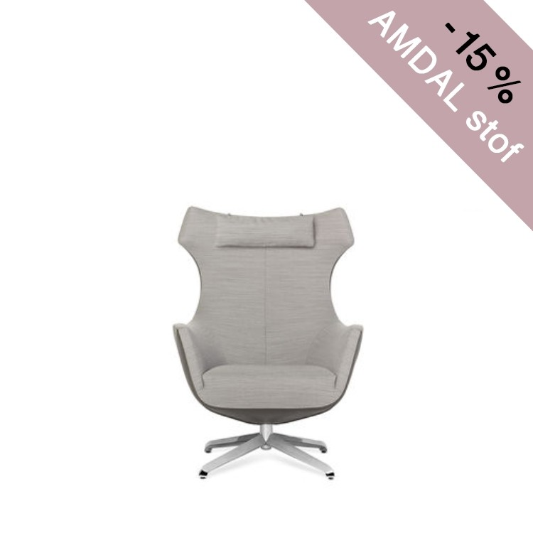 DESIGN ON STOCK  NOSTO FAUTEUIL  licht en meubels