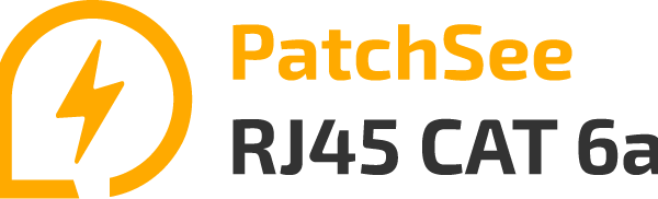 PatchSee RJ45 - Cat 6a