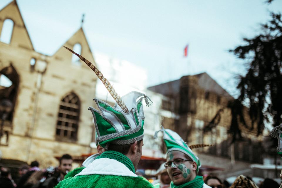 Karneval in Kln  Hochzeitsfotograf Kln  Bonn