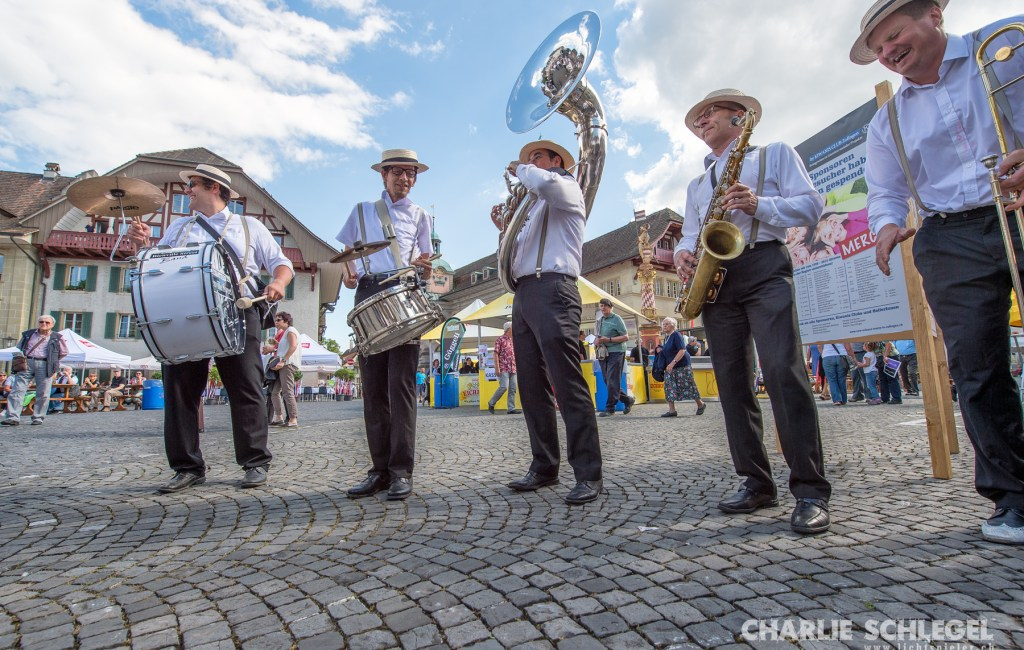 New Orleans meets Zofingen 2016