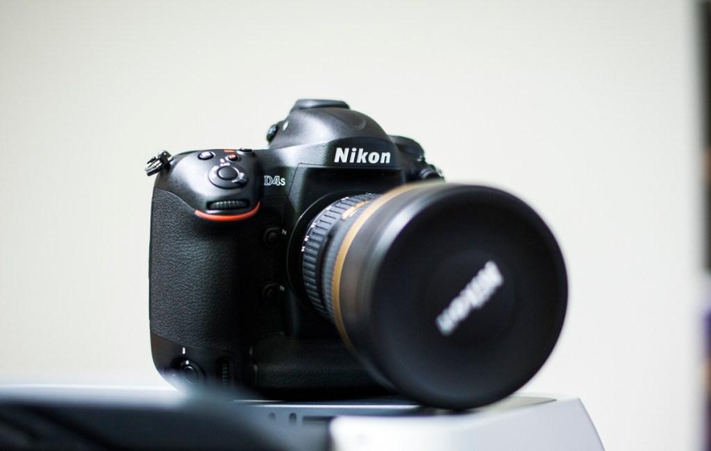 Nikon D4s — oder doch ein Dampfschiff
