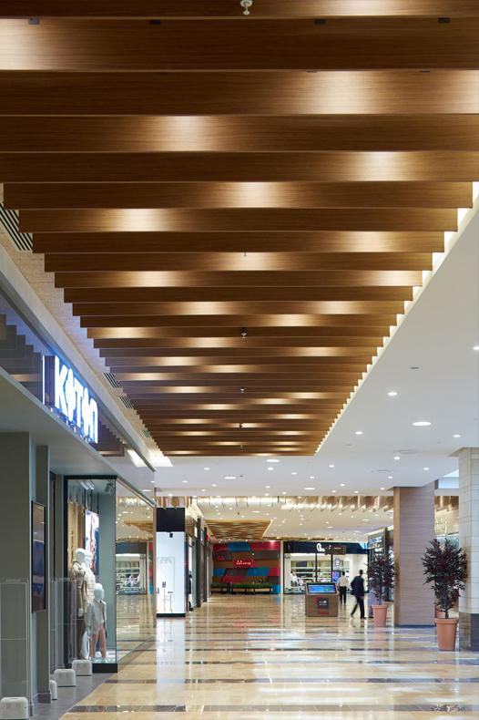 Piazza Shopping Center Sanliurfa Turkey  Lichtvision Design
