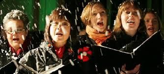 zingen met kerst