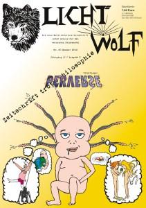 """Lichtwolf Nr. 46 (""""Perverse"""") (E-Book)"""