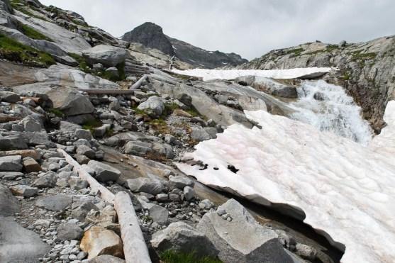 Gletscherlehrpfad