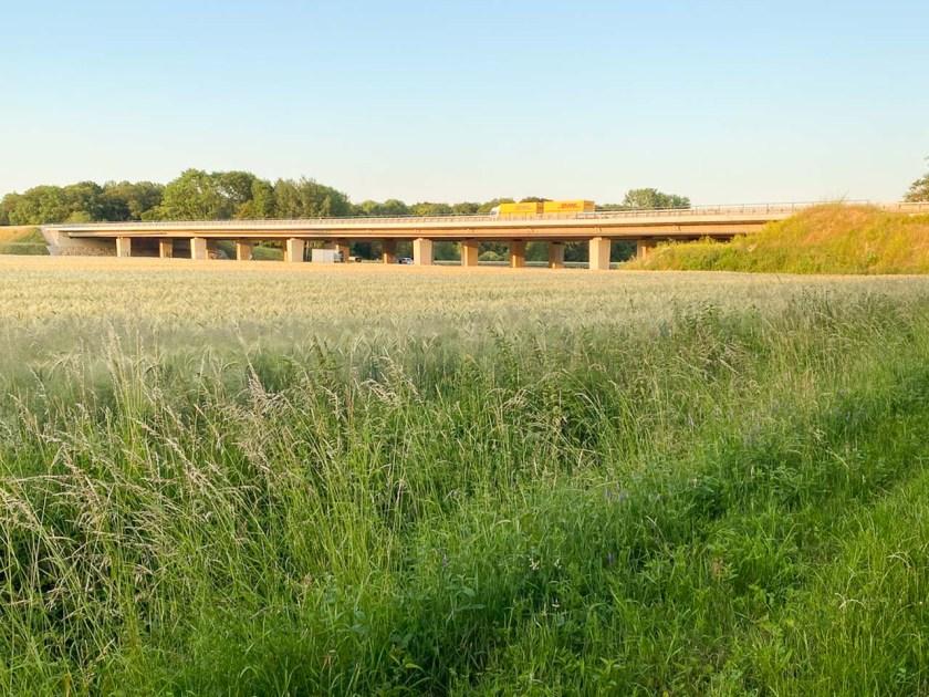 Die Autobahn A1