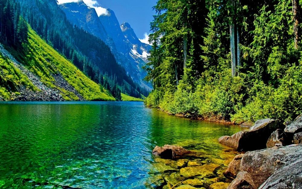 mountain-river-landscape