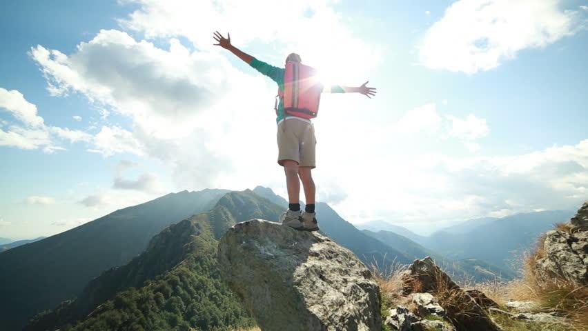 woman-mountain