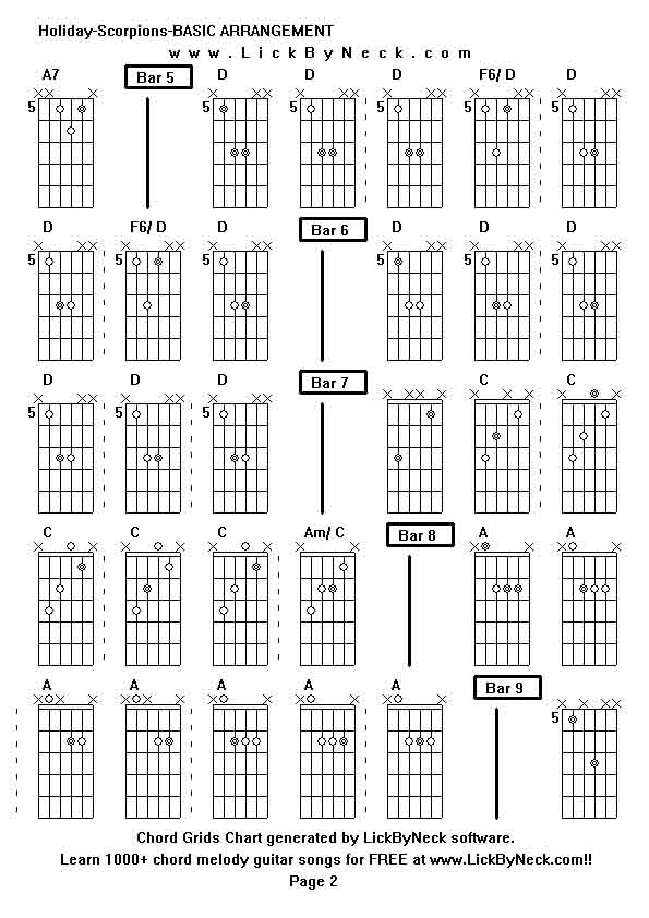 Neck Learn Solo Chord Ceo News
