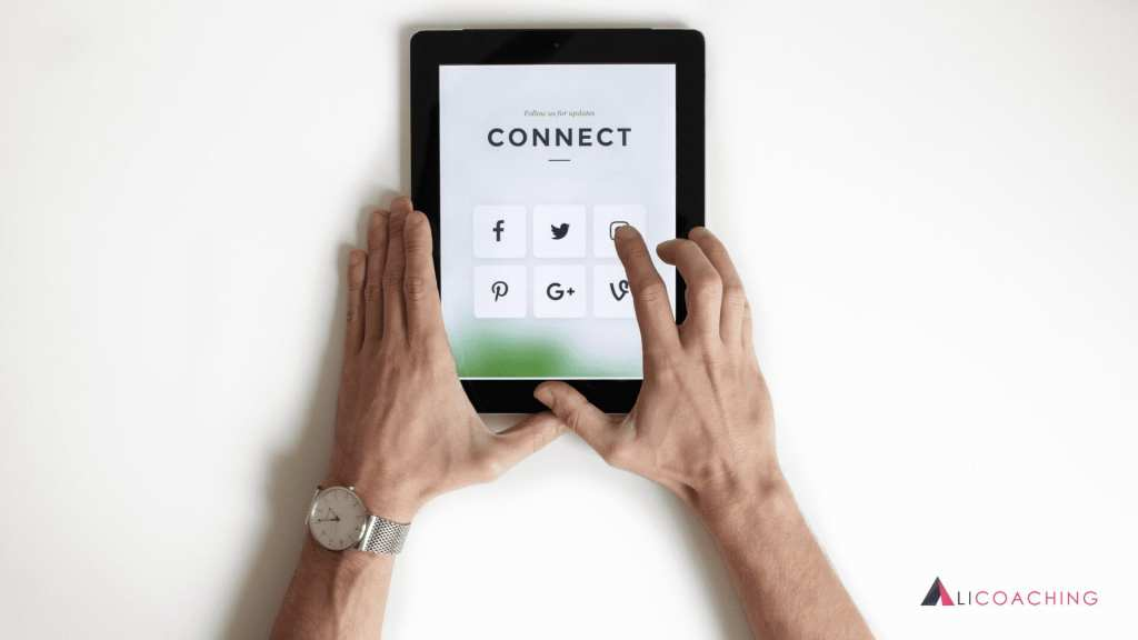 Coaching e Social Media