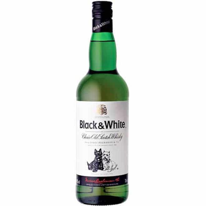 Buy Black White Whisky Online