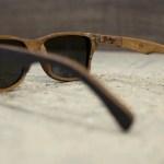 Gafas de Sol elaboradas con barricas de whisky irlandés 2