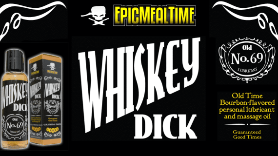 'Whiskey Dick', lanzan lubricante sabor a whisky