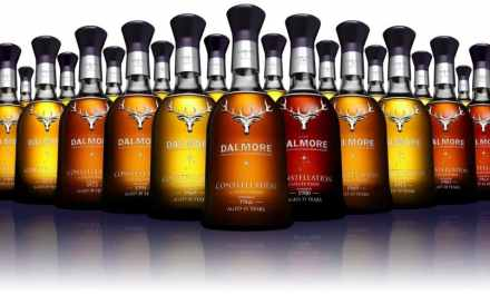 Dalmore lanza la «Constellation Collection»