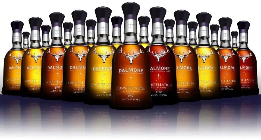 Dalmore lanza la «Constellation Collection»