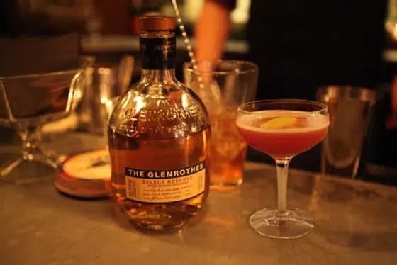 Glenrothes promueve la coctelería