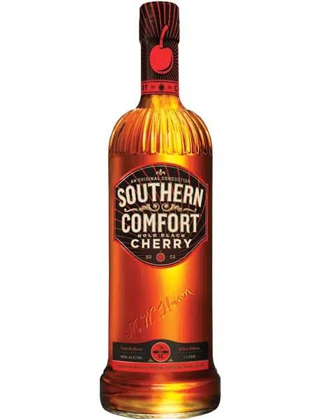 Southern Comfort lanza versión con Cerezas Negras