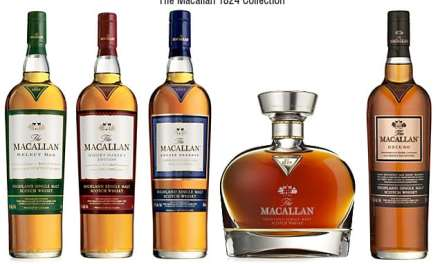 Nueva Serie de whiskies The Macallan