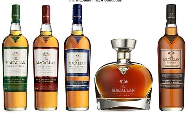 Nueva Serie de whiskies The Macallan