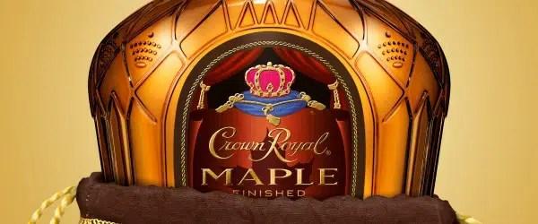 Nuevo Crown Royal Maple