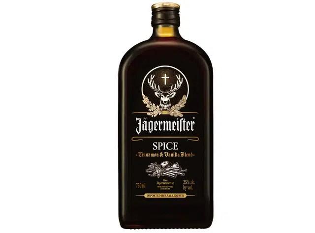 Nuevo Jagermeister Spice