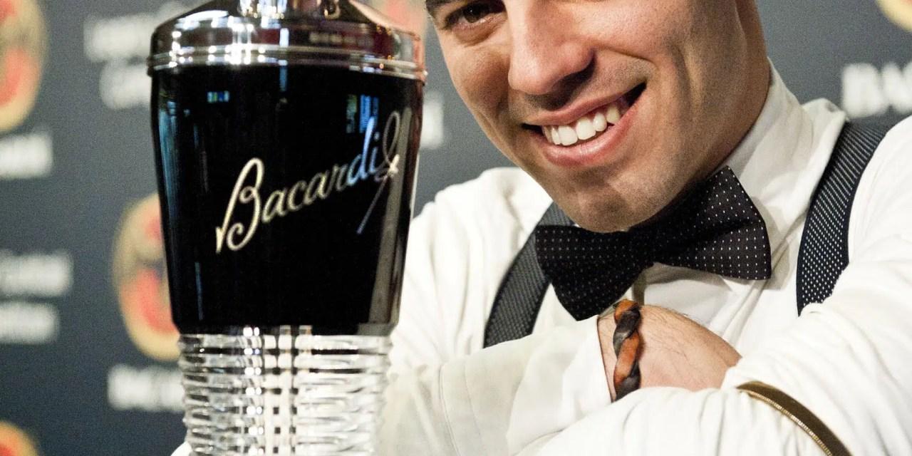 Bacardí Legacy Cocktail Competition 2014