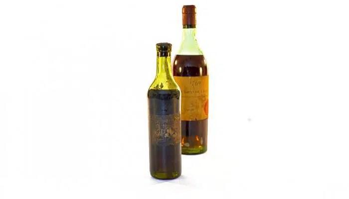Subasta de uno de los Cognac mas antiguos del mundo