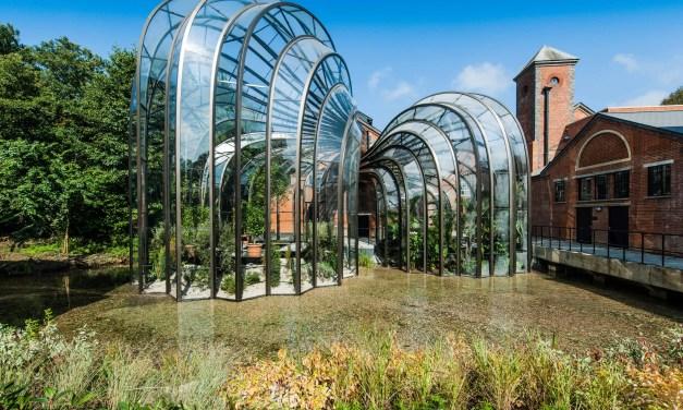Bombay Sapphire inaugura nueva destilería en Laverstoke