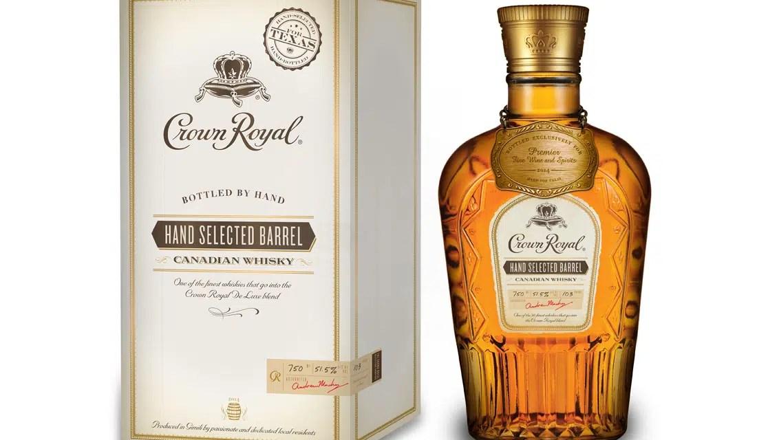 Crown Royal anuncia Single Barrel
