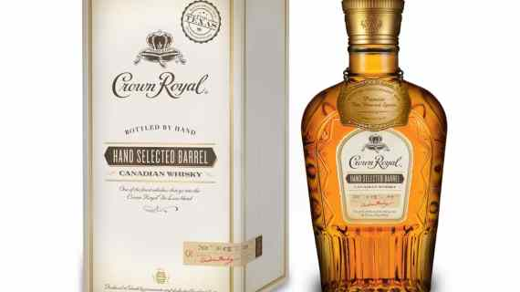 Crown Royal anuncia Single Barrel
