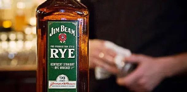 Jim Beam anuncia whisky con receta anterior a la prohibición