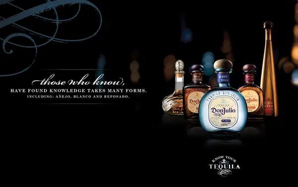 Diageo invertirá 400 millones en Tequila Don Julio