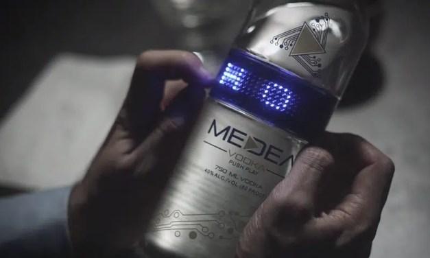 Medea Vodka: el primer Vodka Led