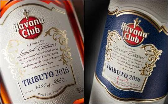 Havana Club lanza Havana Club Tributo