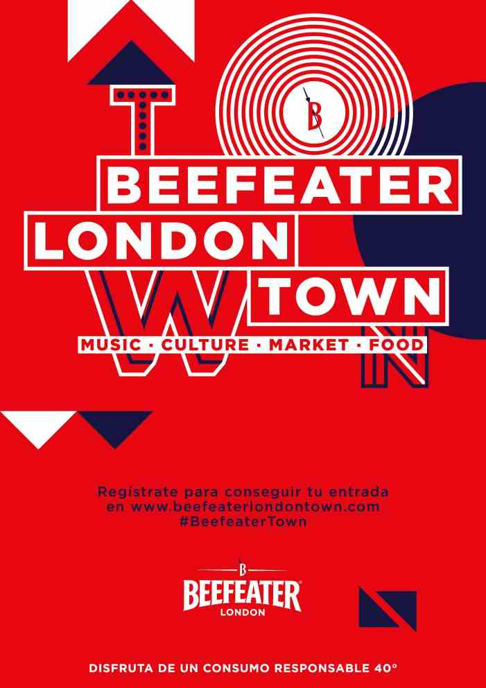 Beefeater London Town, Londres llega a Madrid