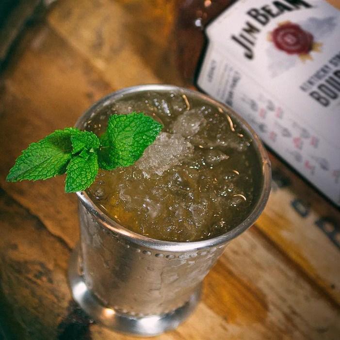 Jim Beam para tus cócteles en Navidad