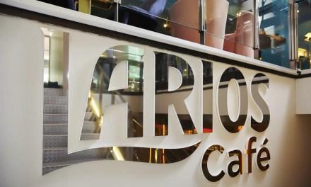 Larios Café se reinventa en su nuevo local