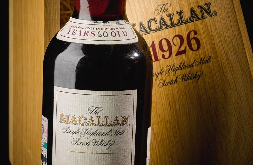 The Macallan 1926 El Whisky mas caro del mundo
