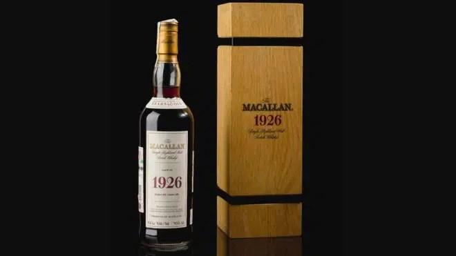 Macallan 1926 El Whisky mas caro del mundo