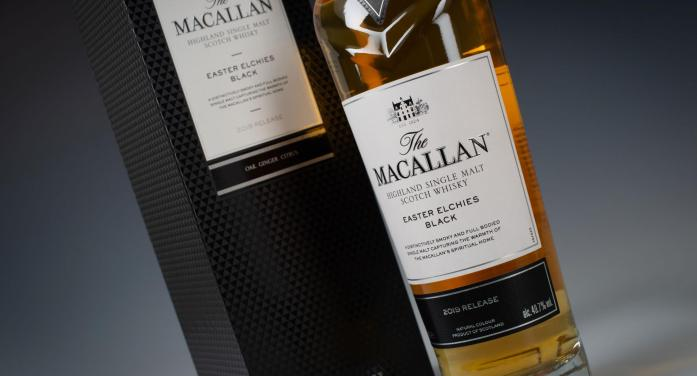 Edición Macallan Easter Elchies Black 2019