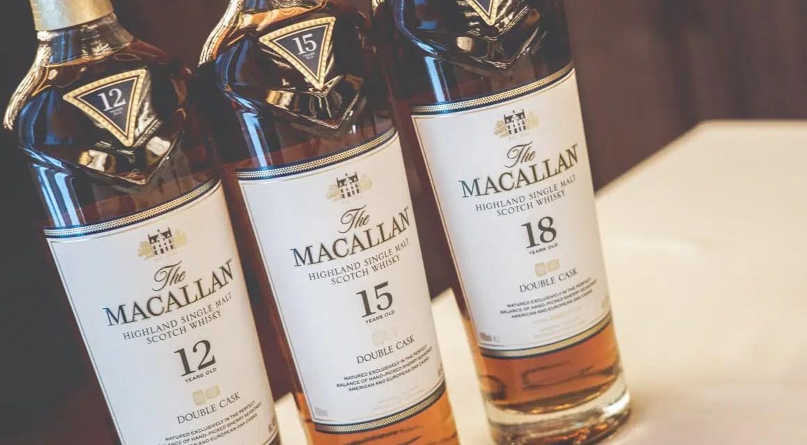 Macallan prepara Double Cask 15 y 18 años