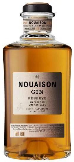 Nouaison Reserve Gin: una nueva edición de esta espirituosa excepcional