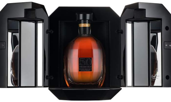 The Glenrothes presenta el whisky más envejecido de la historia