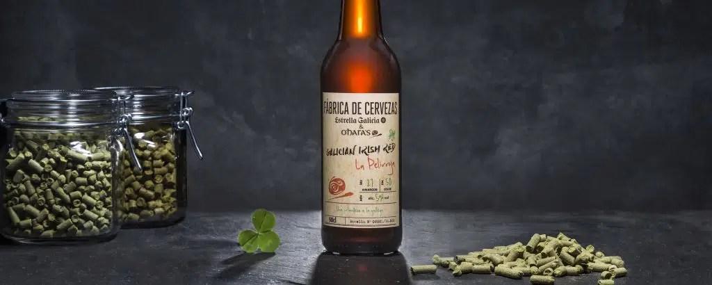 Cerveza Pelirroja: una colaboración entre Galicia e Irlanda