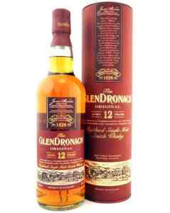 GlenDronach 12 YO Single Malt Scotch Whisky