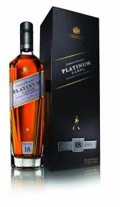 Johnnie Walker Patinum Label