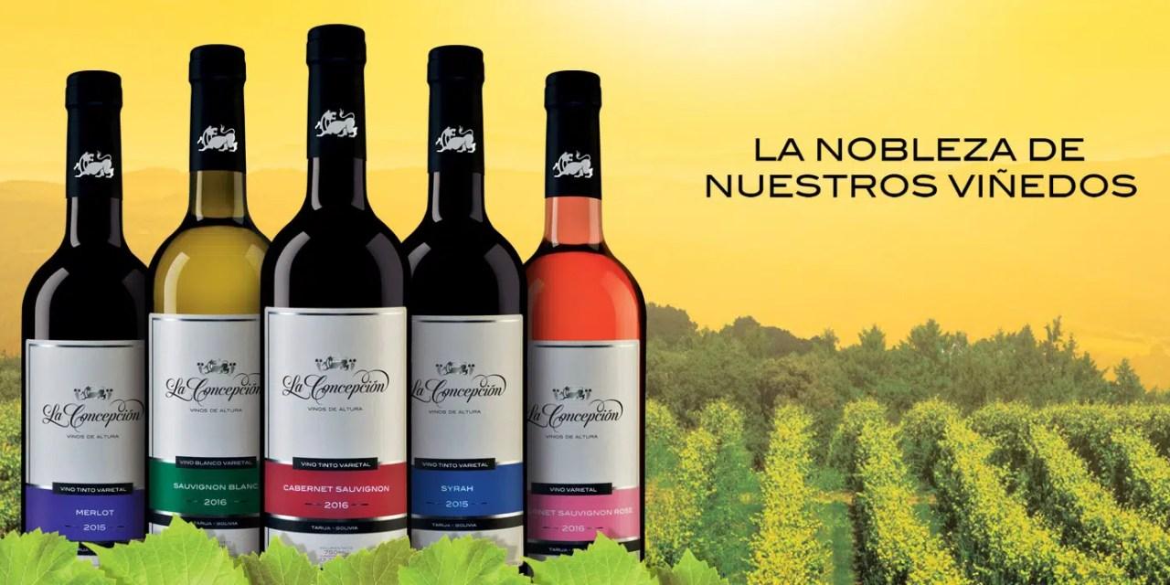 Los premios Decanter: 92 puntos para vino boliviano