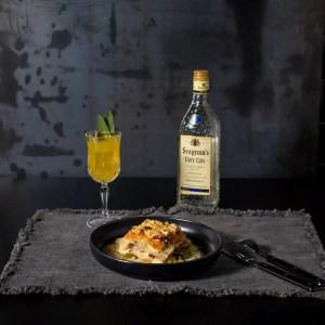 Seagram's Gin Lasaña Thanksgiving Leftover_1