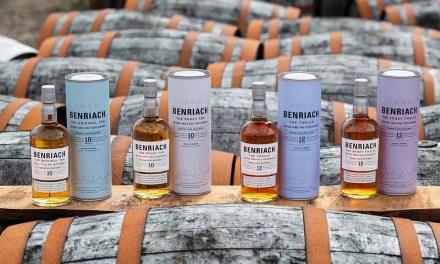 BenRiach: whisky escocés, 10 YO y 12 YO