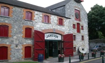 Destilería Jameson y la historia de un auténtico Jameson 360